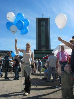 Das Familienfest am Tag des offenen Denkmals hat wirklich Tradition